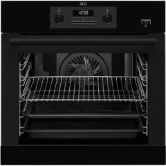 AEG BEB351010B Electric Steam Oven
