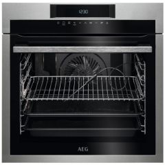 AEG BPE742320M Pyrolytic Oven With Prosight Touch Controls ***** DISPLAY MODEL *****