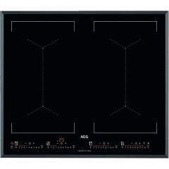 AEG IKE64651FB 60Cm Induction Hob Duel Bridging Frameless