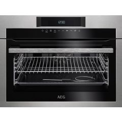 AEG KPE74222OM 45Cm Compact Oven Pyro