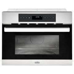Belling 444410515 Bi45comw 45Cm Built-In Combination Microwave Oven + Grill 1000W