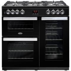 Belling 444444071 900 Cookcentre Dual Fuel