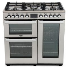 Belling 444444107 Cookcentre Deluxe 90Dft