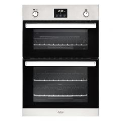 Belling 444444795 Bi902gss 90Cm Double Gas Oven