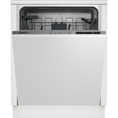 Blomberg LDV42221 Integrated Dishwasher - Stainless Steel - E- Energy Rated