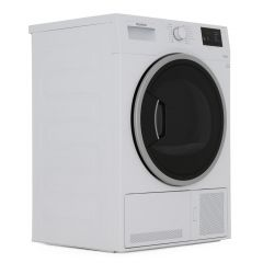 Blomberg LTK2802W 8Kg b Rated Condenser Dryer