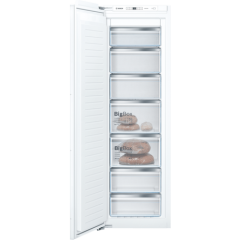 Bosch GIN81AEF0G Frost Free Built In Tall Freezer - A++ Energy Rated