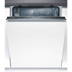 Bosch SMV40C40GB 60Cm Built-In 12Pl Dishwasher Eco Silence Drive And Red Info Light