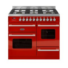 Britannia RC-10XGG-DE-RED 100Cm Xg Delphi Red Range Cooker ***** DISPLAY MODEL *****