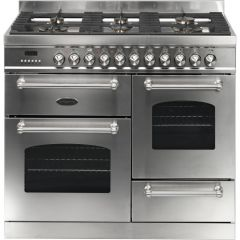 Britannia RC-10XGG-FL-SS Fleet, 100Cm 6 Burner Dual Fuel ***** DISPLAY MODEL *****