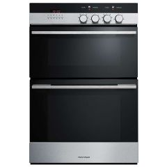 Fisher Paykel OB60B77CEX3 Designer Built In Double With Double M/F Ovens