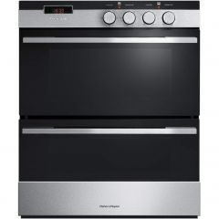 Fisher And Paykel OB60HDEX3 Built Under Double Stainless Steel Oven