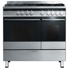 Fisher Paykel OR90L7DBGFX1 90Cm Designer Plus Range Cooker Dual Fuel
