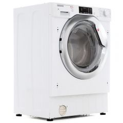 Hoover HBWD8514DAC-80 8Kg + 5Kg 1400Spin Built In Washer Dryer Machine Large Porthole And Display