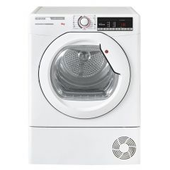 Hoover HLXV9TG 9Kg Vented Tumble Dryer - White - C Energy Rated