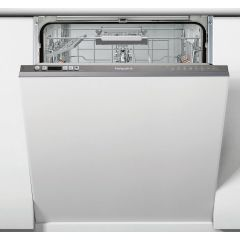 Hotpoint HIC3B19UK 13 Place Settings Integrated Full Size Dishwasher - A+ Energy Rated