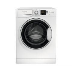 Hotpoint NSWE742UWSUKN 7kg 1400 Spin Washing Machine - White - E Energy Rated