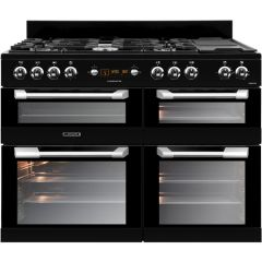 Leisure CS110F722K 110Cm Dual Fuel Cuisinemaster Range Cooker