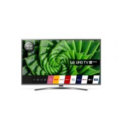 LG 43UN81006LB 43`` 4K LED Smart TV - A Energy Rated