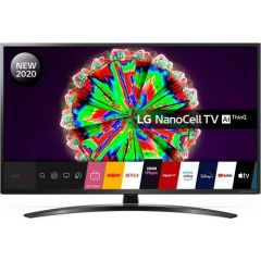 LG 55NANO796NE 55` 4K Ultra HD HDR10 NanoCell Smart TV with Google Assistant & Alexa