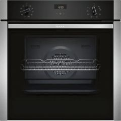 Neff B44S53N5GB Single Hide + Slide Circotherm Oven And Grill A-