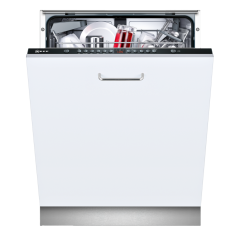 Neff S513G60X0G Built In Dishwasher - Stainless Steel - A++ Energy Rating