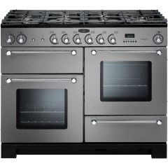 Rangemaster 116710 Kitchener 110 Natural Gas Stainless Steel