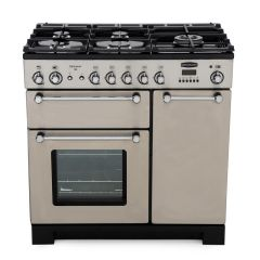 Rangemaster 116770 Kitchener 90 Natural Gas Stainless Steel/Chrome
