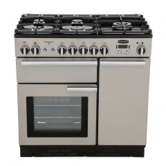 Rangemaster 86870 Professional Plus 90 Natural Gas In Stainless Steel