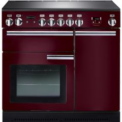 Rangemaster 91740 Professional Plus 90 Cranberry Induction