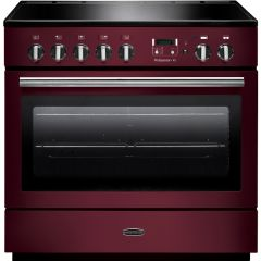 Rangemaster 96330 Professional Plus Fx 90 Induction Cranberry