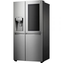LG GSX960NSVZ Instaview Door-In-Door American Style Fridge Freezer