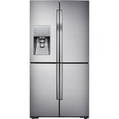Samsung RF56J9040SR 4 Door American Style Fridge Freezer With Cool Select Plus Zone