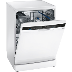 Siemens SN23HW64AG Full Size Dishwasher - White