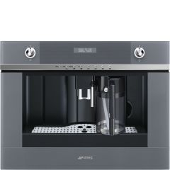 Smeg CMS4101S* 45Cm Linea Coffee Machine ***** DISPLAY MODEL *****
