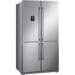 Smeg FQ60XPE 4 Door 92Cm Side By Side Fridge Freezer