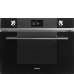 Smeg SF4102VCN* 45Cm Linea Combination Oven ***** DISPLAY MODEL *****