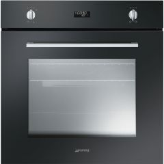 Smeg SF485N Cucina` Multifunction Oven, Black