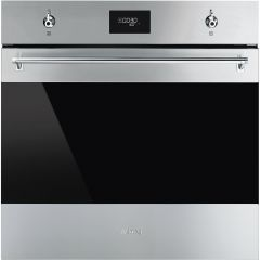 Smeg SFP6301TVX 60Cm Built-In Oven With Pyro 13Amp