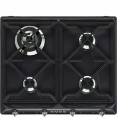 Smeg SR964NGH Victoria 60Cm Gas Hob With 4 Burners