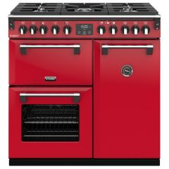 Stoves 444410259 Richmond Deluxe S900df Hot Jalapeno