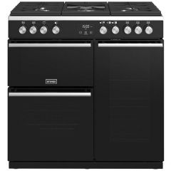 Stoves 444410761 Precision Deluxe S900g Black