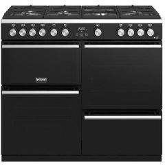 Stoves 444410763 Precision Deluxe S1000G Black