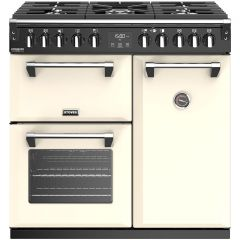 Stoves 444444898 Richmond Deluxe Cream