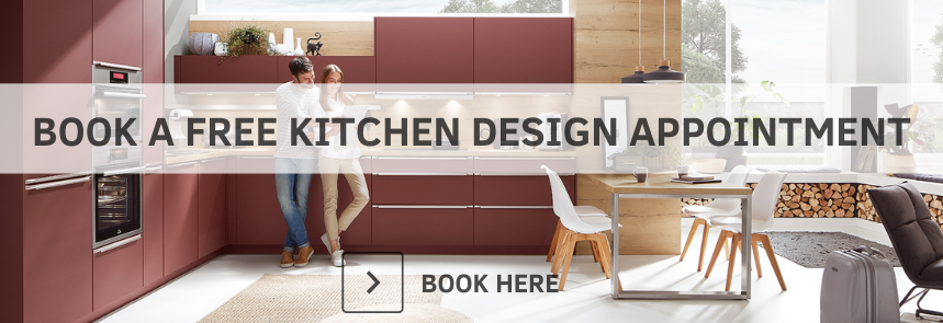 Book Kitchen Design Appointment