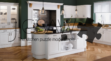 Jigsaw Kitchens at Herbert Todd & Son