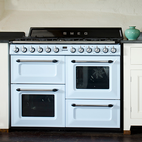 Smeg Range Cookers at Herbert Todd & Son